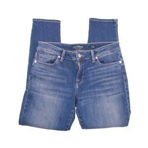 Lucky Brand Jeans Lolita Skinny 6 / 28 Short Dark